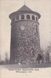 Delaware Wilmington Water Tower Brandywine Park