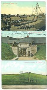 3 - Citadel, Halifax NS