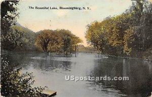Beautiful Lake - Bloomingburg, New York