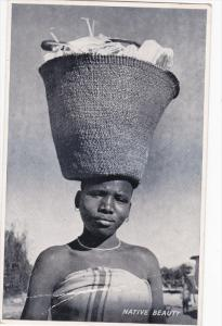 AFRICA, 1900-1910's; Native Beauty