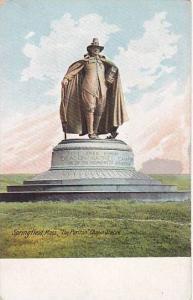 The Puritan Chapin Statue, Springfield, Massachusetts,   00-10s
