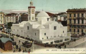 algeria, ALGER, La Mosquée Djemaa-Djedid, Mosque Islam (1912) LL.