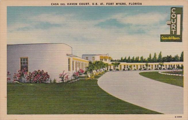 Florida Fort Myers Casa Del Haven Court