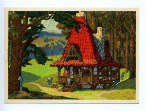 238726 Charles Perrault fairy tale Tom Thumb old russian