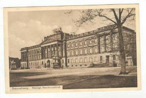 Braunschweig, Germany 00-10s  Herzogl. Regenzschloss