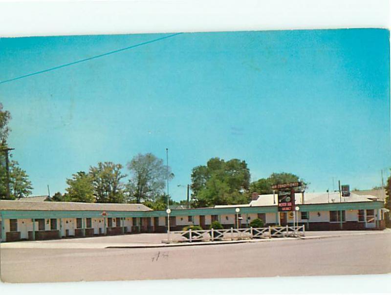Feltons Motor Inn Hotel Lovelock Nevada Aaa Interstate 80 Postcard 8883