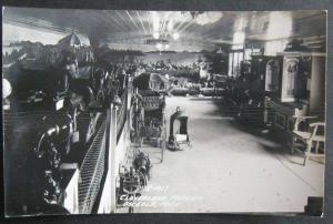Cloverland Museum Osceloa MI RPPC