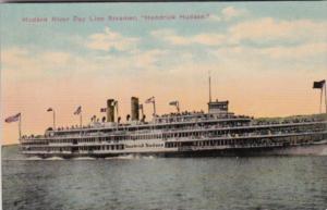 Hudson River Day Line Steamer Hendrick Hudson