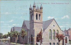 Olivet Presbyterian Church U S 278 Easton Pennsylvania 1913