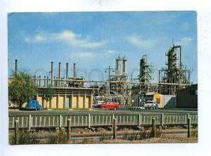 193002 IRAN ABADAN Oil refinery petroleum old photo postcard
