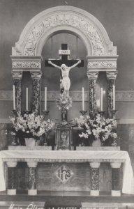 RP: OLIVET , Illinois, 1930-40s ; La Salette Seminary , Main Altar