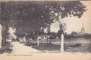 Dannemarie (haute Rhin) , France , 00-10s ; Route de Belfort