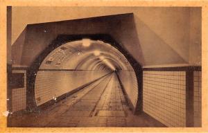 Anvers Belgium, Belgique, Belgie, Belgien Tunnel pour pletons sous Anvers Tun...