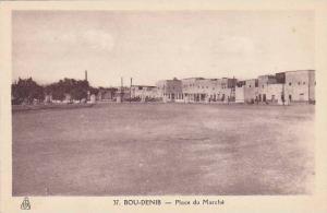 Boudenib, Morocco , 1910s Place du Marche