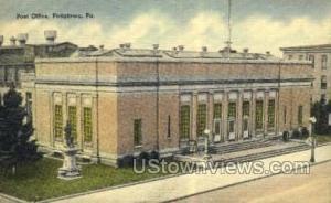 Post Office, Pottstown Pottstown PA 1950