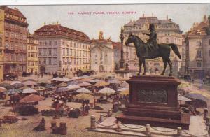 Market Place, VIENNA, Austria, 1900-1910s