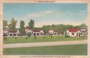 Arkansas Fort Smith Greyhound Motel