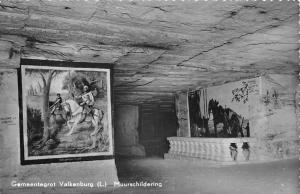 Netherlands Gemeentegrot Valkenburg (L.) Muurschildering, Painting