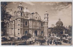 RPPC, Basilica De Guadalupe Mexico