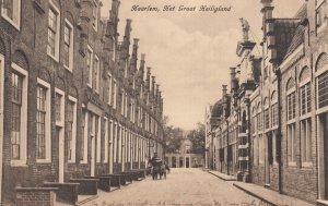 HAARLEM, Noord-Holland, Netherlands, 1900-1910's; Het Groot Heiligland