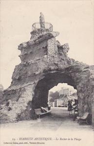 France Biarritz Le Rocher de la Vierge