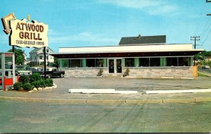 Rhode Island Cranston Atwood Grille