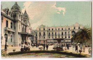 Monte Carlo, Le Casino et l Hotel de Paris