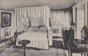 Virginia Mount Vernon George Washingtons Bedroom Albertype