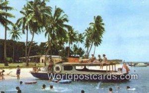 Oolooloo Storck Cruises Suva Fiji, Fijian Unused