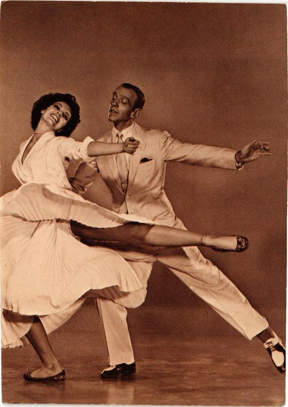 CPM Astaire & Charisse, MUSIC STAR (718130)