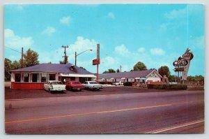 Joelton Tennessee~Cartel Motel & Restaurant~Roadside Diner~1950-60s Cars~PC