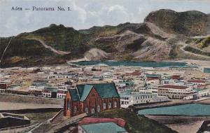 Panorama No. 1, Aden, Yemen, Asia, 1900-1910s
