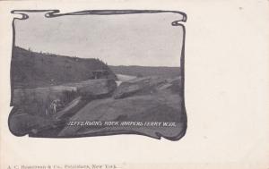Jefferson's Rock, Harpers Ferry, West Virginia, Pre 1907