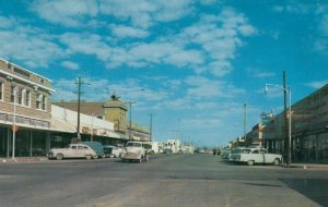 DEMING , New Mexico , 1950-60s ; Main Street