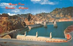 Hoover Dam - Nevada, Arizona