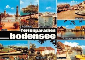 Ferienparadies Bodensee multiviews Konstanz Friedrichshafen Lindau Leuchtturm
