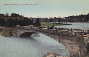 ST. THOMAS , Ontario , Canada , 00-10s ; Lyndhurst Bridge