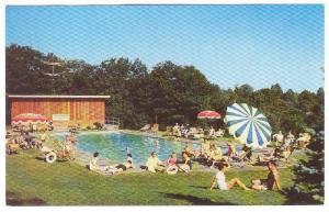 Linn Lake Lodge, Canadensis, Pensylvania, 40-60s