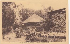 B81246 kisenyi ruanda urundi guest house de bugoyi Rwanda  front/back image
