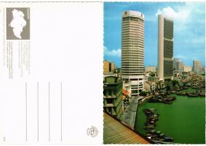 CPM  Singapore - Bank Buildings - Junks  (694379)