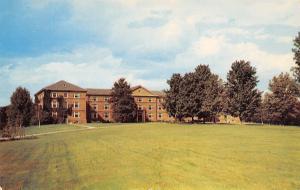 Northfield Massachusetts~Gould Hall Northfield School For Girls~1960 Postcard