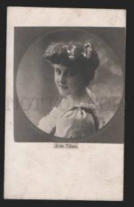 116556 ROBINNE French COMIQUE OPERA DANCER MOVIE old PHOTO
