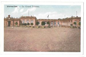 France Versailles Palace Le Grand Trianon Vintage Postcard