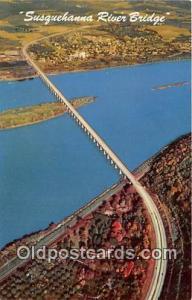 Pennsylvania Turnpike Susquehanna River Bridge