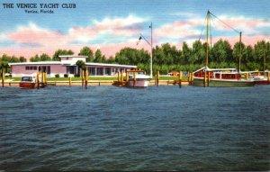 Florida Venice The Venice Yacht Club