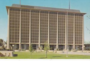 Alternate View, Fresno County Courthouse Building, Fresno, California, 40-60´s