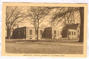 Refectory, Capital University, Columbus ,Ohio, 10-30s