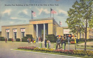 World's Fair Building Of The Y M C A Of The City Of New York