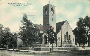 OH, Hamilton, Ohio, Presbyterian Church, Feicke-Desch