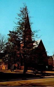 Maryland Pocomoke City Pitts Creek Presbyterian Church Market Street